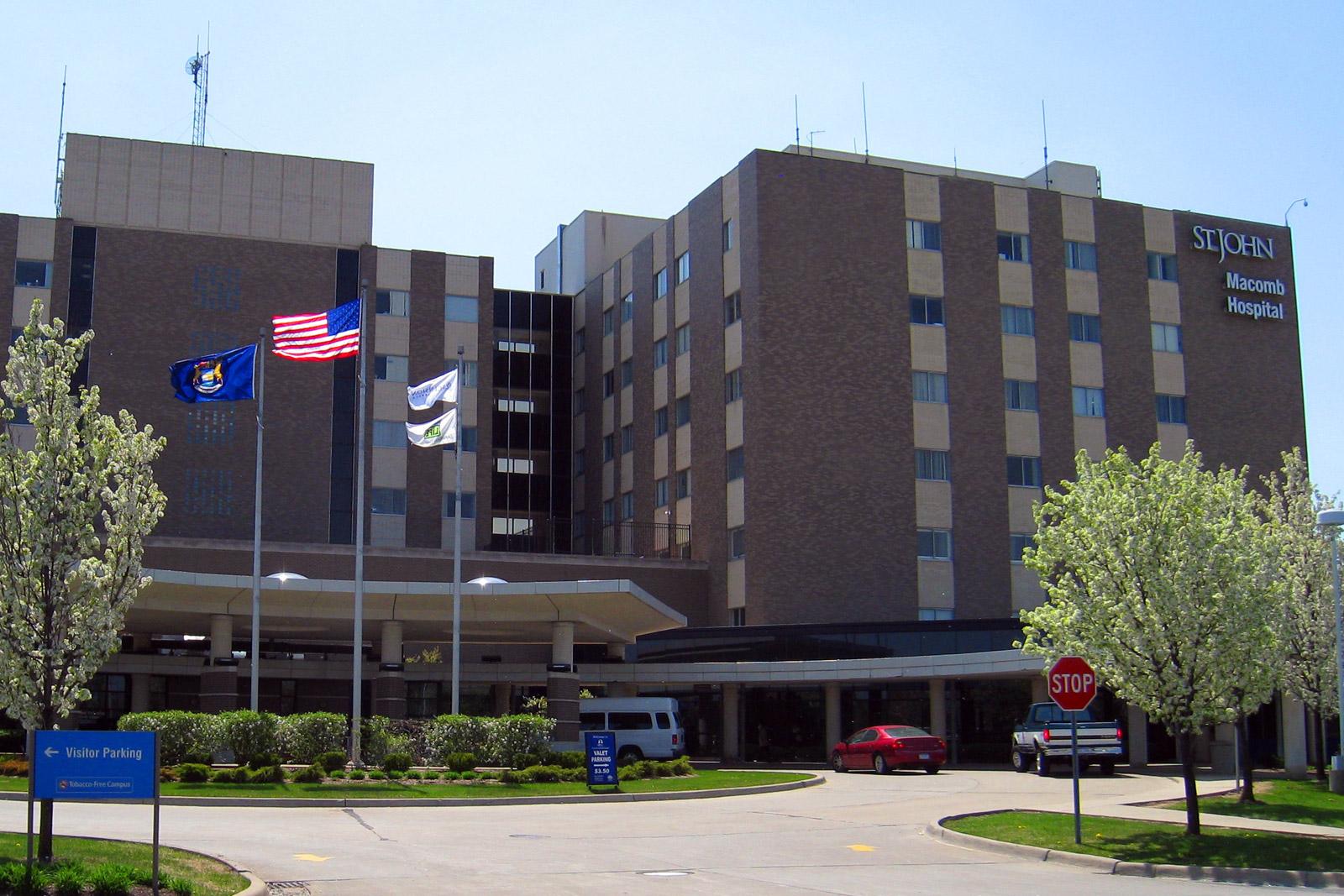 ascension macomb oakland hospital